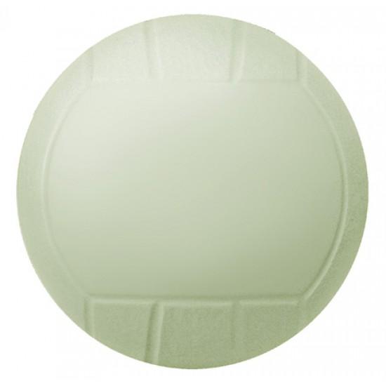 "Custom Logo Mini Vinyl Volleyball - 4 1/4"""