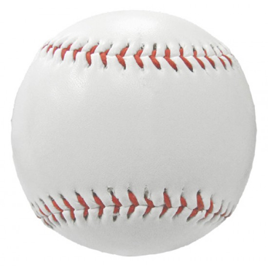 Custom Logo Synthetic Leather Baseball w/ Rubber Core