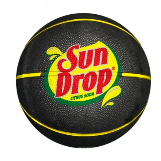 "Custom Logo Intermediate 9"" Basketball (Rubber)"