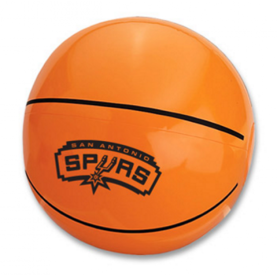 Custom Logo Basketball Beach Ball - 16""