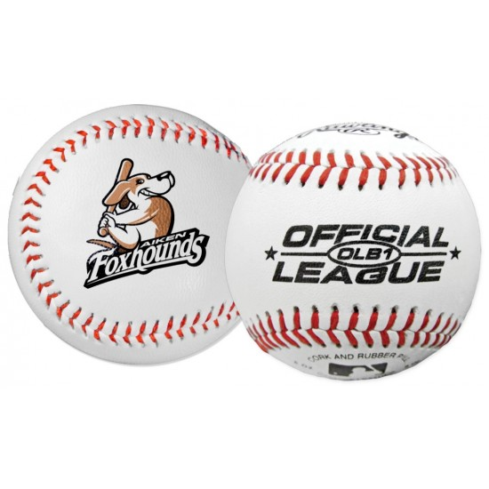Custom Logo Rawlings Official Baseball