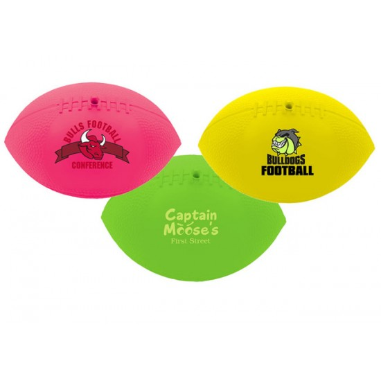 Custom Logo Mini Vinyl Football