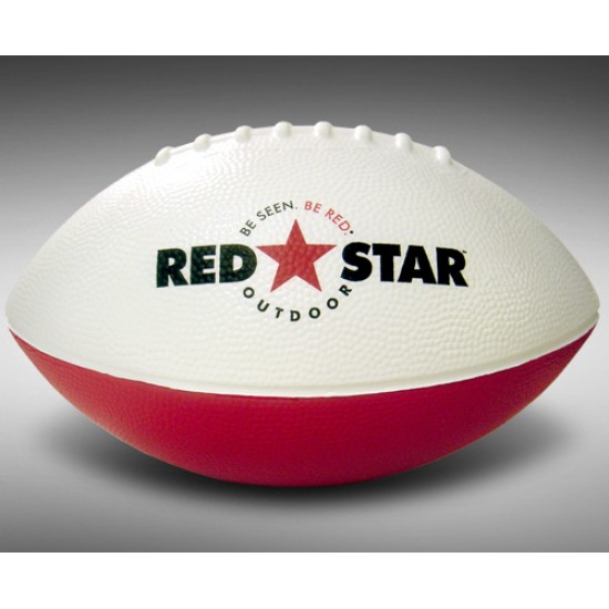 Custom Logo Large Football - 9""