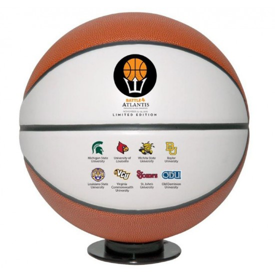 Custom Logo Full Size Synthetic Leather Basketball