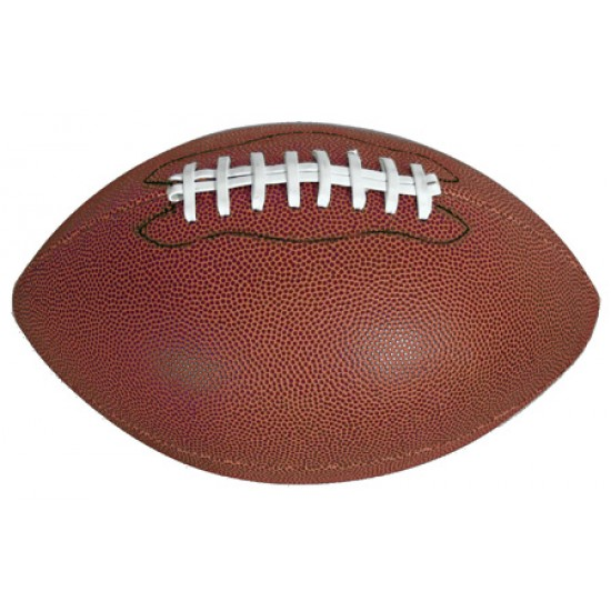 Custom Logo Full Size Synthetic Leather Football