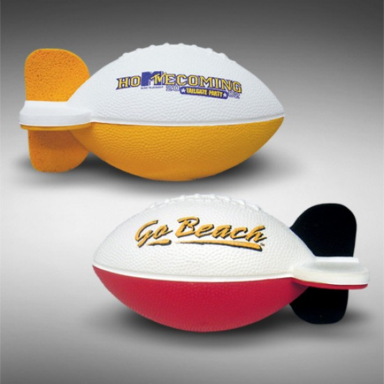 Custom Logo Blimp Football - 7""