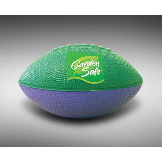 "Custom Logo Micro Football - 4"""